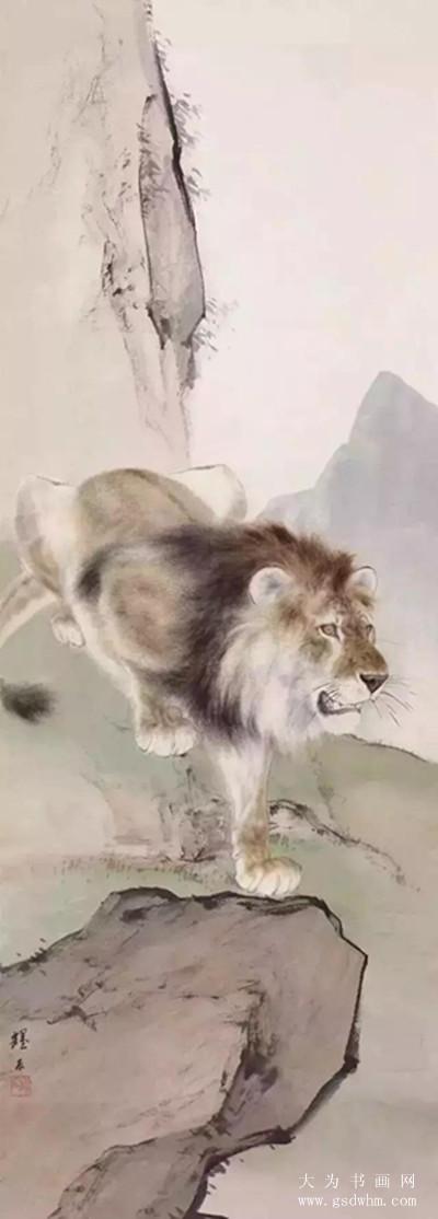 """刘奎龄:中国近现代美术史开派巨匠,动物画一代宗师,被誉为"""""""